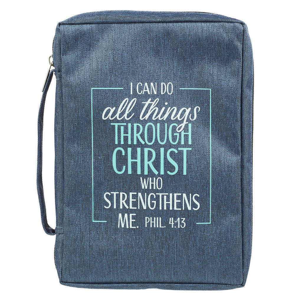 I Can Do All Things - Philippians 4:13 - Bible Cover