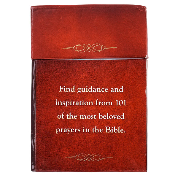 Boxes of Blessings - 101 Best-Loved Bible Prayers