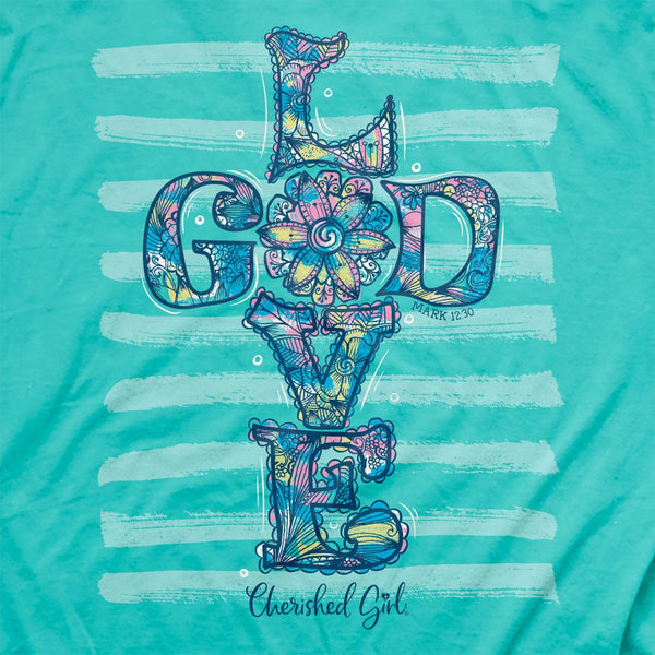 Love God - Women's Christian T-shirt