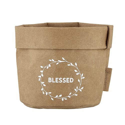 Blessed Washable Paper Holder