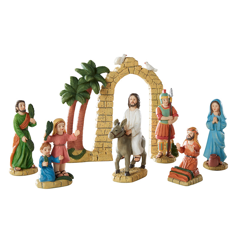 7-Piece Palm Sunday Set
