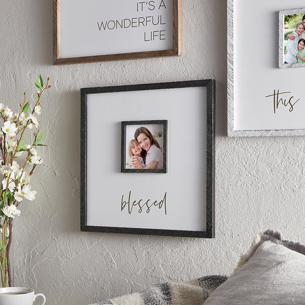 Blessed Photo Frame
