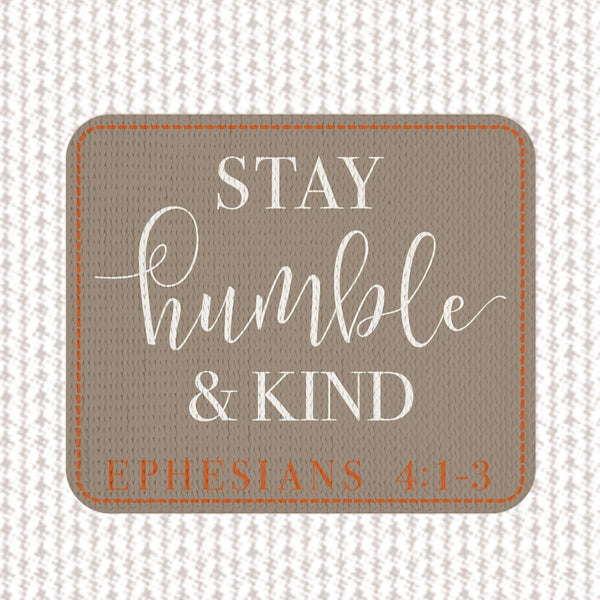 Stay Humble - Ephesians 4:1-3 - Women's Beanie