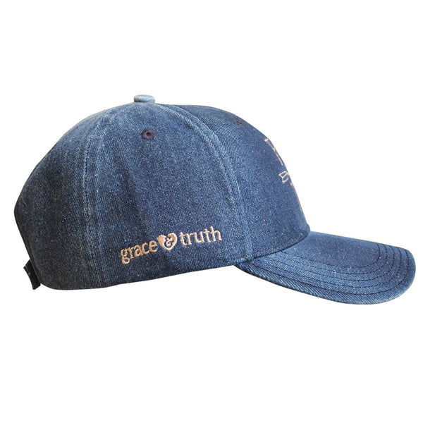 Faith over Fear - Psalm 56:4 - Women's Christian Cap