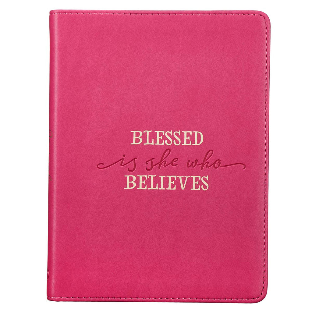 Blessed is She Handy-Sized Journal