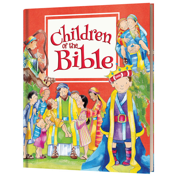 Children of the Bible Hardcover Book