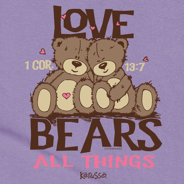 Love Bears Children's Christian T-shirt