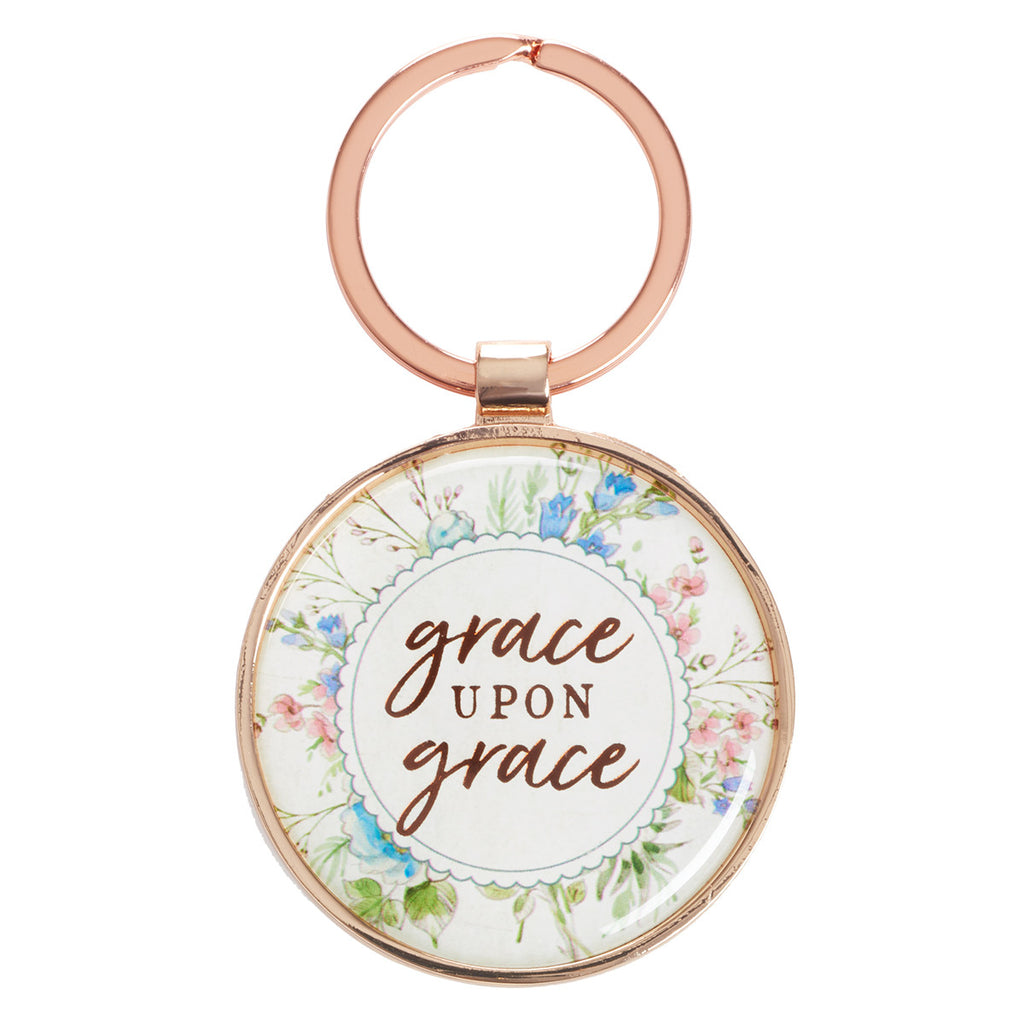 Grace upon Grace - John 1:16 - Keyring