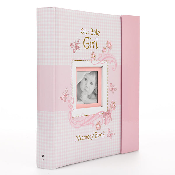 Our Baby Girl Memory Book