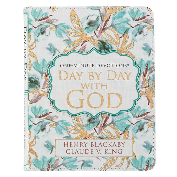 One-Minute Devotions: Day by Day with God