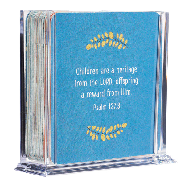 Promise Cards in Stand: 52 Tips on Motherhood
