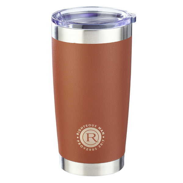Righteous Man - Proverbs 20:7 - Stainless Steel Mug