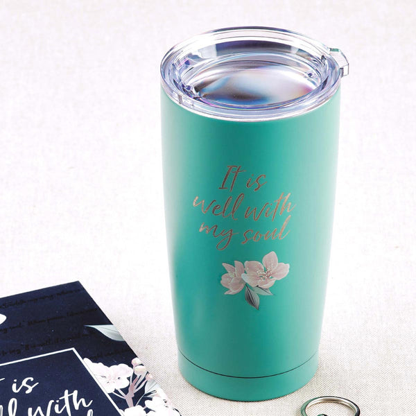 It Is Well Stainless Steel Mug
