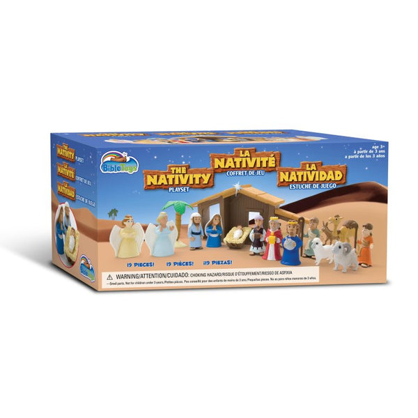 Tales of Glory - Nativity Play Set