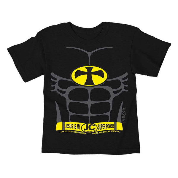 Super Power 2 Children's Christian T-shirt