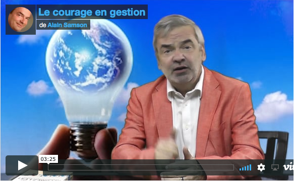 Le courage en gestion