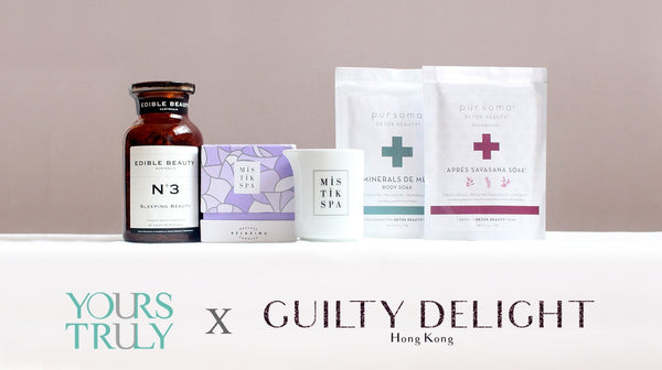 New Year, New Collaboration – Yours Truly x Guilty Delight