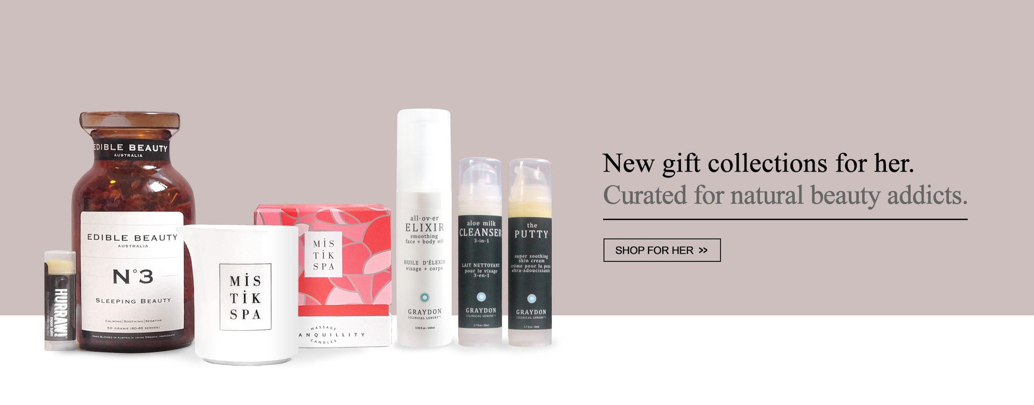 Gift of Her - Natural Beauty Skincare