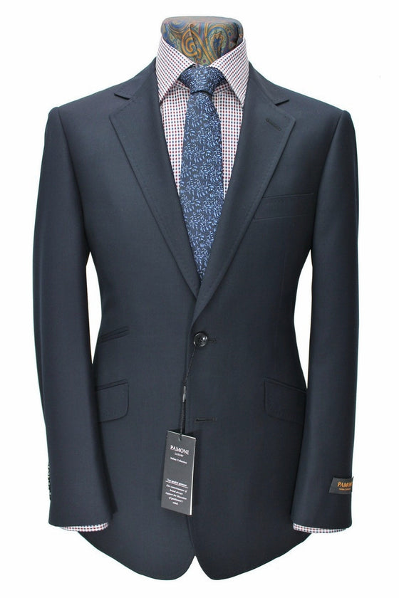 Navy 2-Button Slim Fit Suit