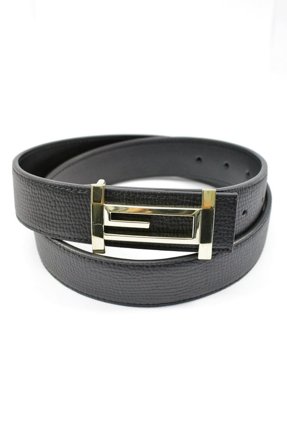 Black Contemporary Belt