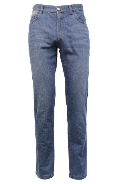 Blue Stretch Slim Fit Jeans