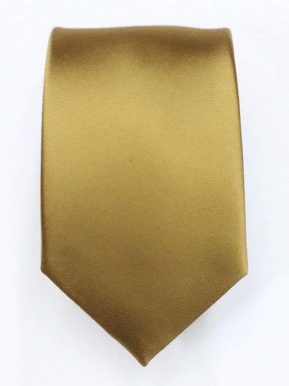 Gold Tie & Bow Tie Set