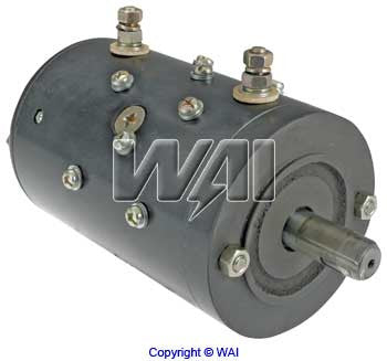 160-993 *new* winch motor for prestolite 12v reversible