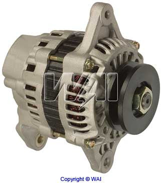 203-295 *NEW* Alternator for Mitsubishi, Nissan, TCM, Yale Lifts 12V 35A