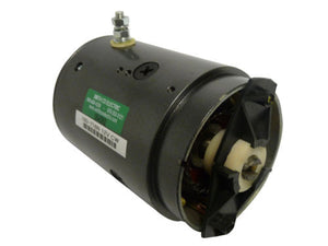 160-718 *NEW* Snow Plow Motor 12V CW Slotted Shaft
