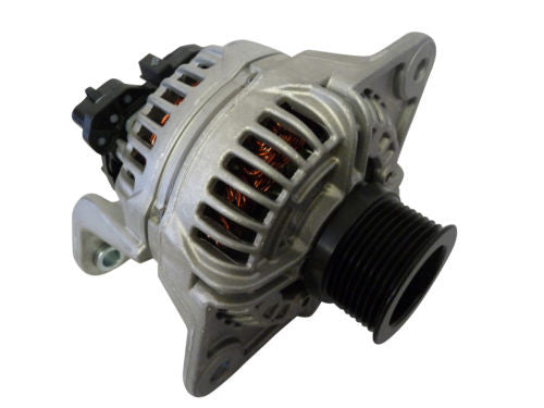 0124555028 *NEW* OE Bosch Alternator for John Deere, Volvo 24V 80A