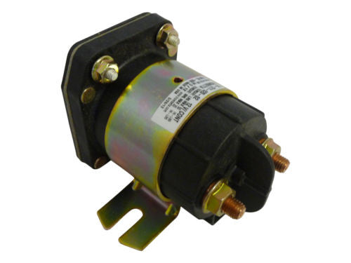 New SOLENOID//RELAY PIC: 6600-199 12-Volt 6-Terminals Double Pole 2 Battery Terminals on Side 2 Battery Terminals on Back 2 Switch Terminals on Top