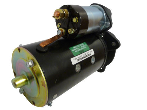 140-842 *NEW* DD Starter for Delco 27MT 12V 10T CW