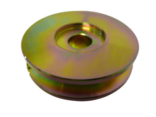 7940-1104 *NEW* Solid 1V Single Groove Pulley for Delco Alternators