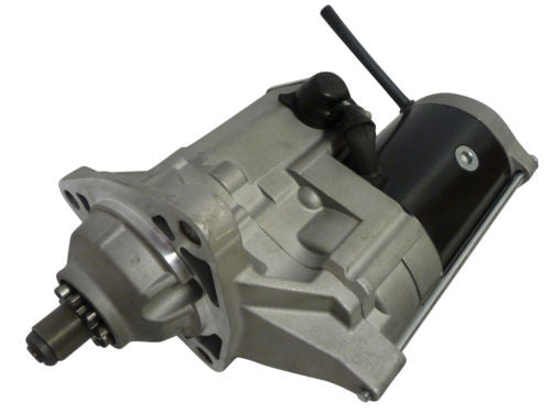 190-6038 *NEW* OSGR Starter for Denso, Case, Cummins 12V 10T CW