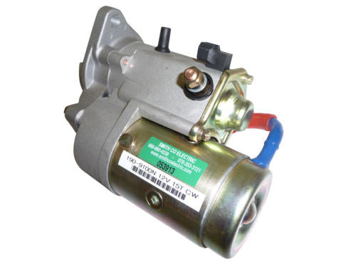 190-9100 *NEW* OSGR Starter for Denso, Cummins, Poong Sung 12V 15T CW