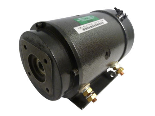 160-9129 *NEW* Pump Motor for Ametek / Prestolite 12V CW Slotted Shaft