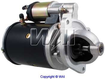 180-300 *NEW* DD Starter for Lucas Ford, Case, New Holland 12V 10T CW