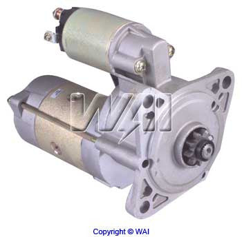 103-307 *NEW* OSGR Starter for Mitsubishi, Cat EL70 24V 9T
