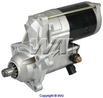 190-504 *NEW* OSGR Starter for Denso, Dodge, Cummins 12V 13T CW