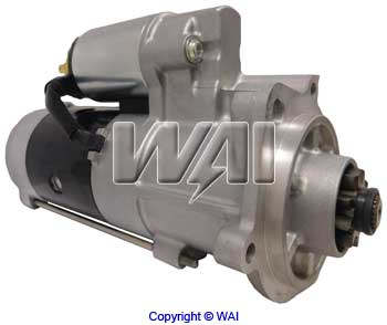 103-462 *NEW* PLGR Starter for Mitsubishi 12V 9T CW 3.6kW
