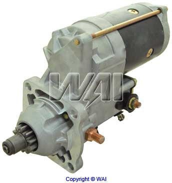 190-811 *NEW* OSGR Starter for Denso, Caterpillar 12V 10T CW 3kW