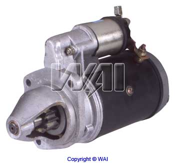 180-348 *NEW* DD Starter for Lucas, Massey 12V 10T CW 2.7kW