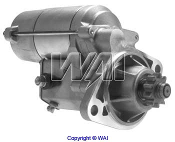 190-514 *NEW* OSGR Starter for Denso, Caterpillar, Hyster 12V 10T CW 2kW