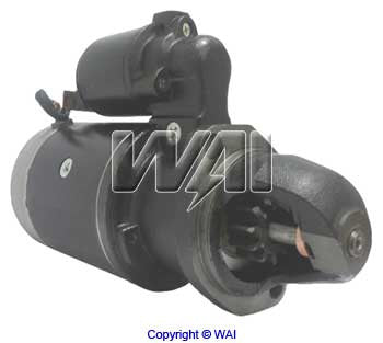 120-551 *NEW* DD Starter for Bosch 12V 11T CW