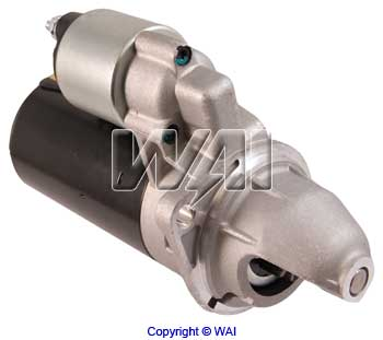120-6105 *NEW* PMGR Starter for Bosch 12V 9T CW