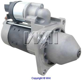 120-6144 *NEW* PMGR Starter for Bosch, Case, Iveco 12V 9T CW