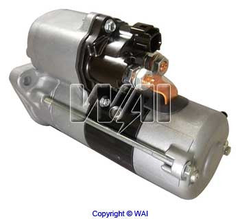 428000-6110 *NEW* OE Denso Starter for Dodge, Cummins 12V 13T CW