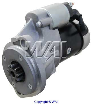 104-430 *NEW* OSGR Starter for Hitachi, Yanmar, Takeuchi 12V 9T CW