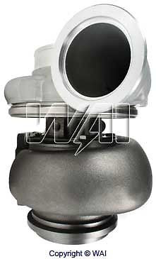 TUR102DD *NEW* Turbocharger for Detroit Diesel Series 60 12.7L TMF5502, 23515635