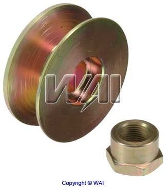 7940-7100 *NEW* 19mm Wide Conversion Pulley, Solid 1V